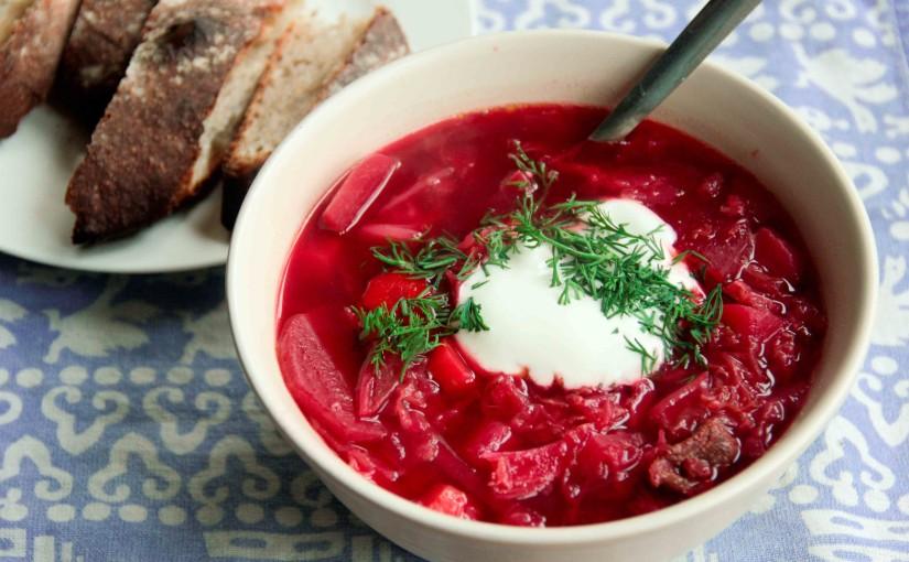 Polska jest sławna z smakowitych dań